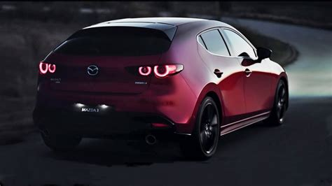 2020 Mazda 3 Hatch by 2020 Mazda 3 Hatch Sedan Interior Exterior And Drive