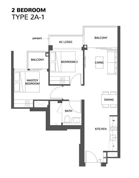 Wisteria Floor Plan   the wisteria showflat hotline 65 6100 7122