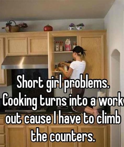 short girl problems memes