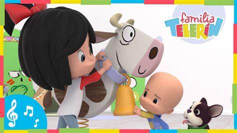 imagenes de la familia telerin la vaca lechera familia telerin canciones infantiles