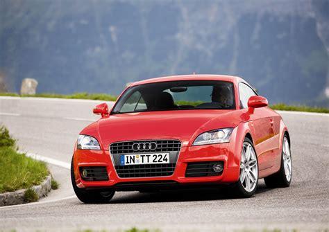 audi german car audi tt the most popular german car news top speed
