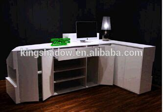 Free Standing Reception Desk White Reception Desk Free Standing Counter Hotel Reception Counter Design Buy Hotel Reception