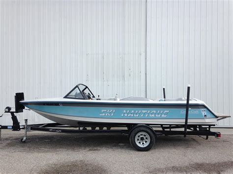nautique boats for sale indiana 1991 ski nautique sid 4717 for sale in elkhart indiana