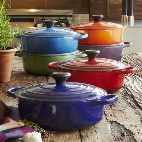 Le Creuset Sur La Table by 17 Best Images About Cast Iron On