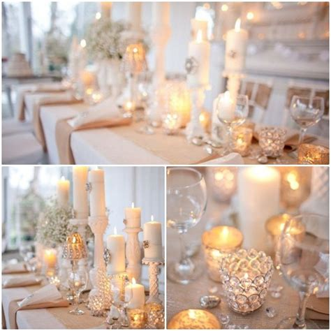 Wedding Centerpieces With Candles Candle Centerpiece Candle Wedding Centerpiece