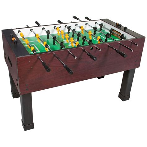 tornado sport foosball table soccer regulation size