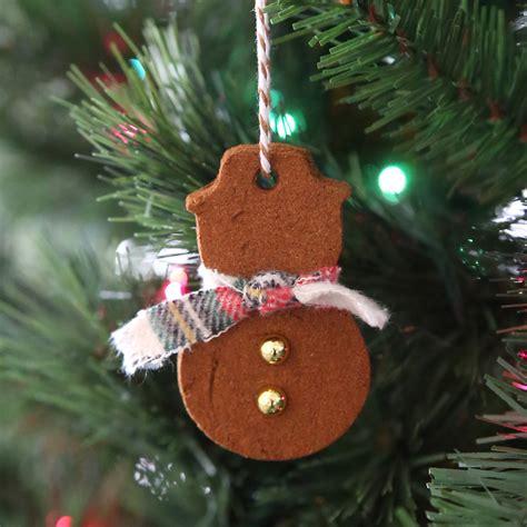 cinnamon ornaments     house smell amazing
