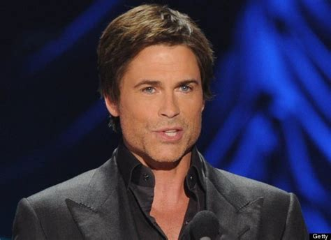 Rob Lowe Among Lost Skiers by The Most And Fit Actors 40 And Their