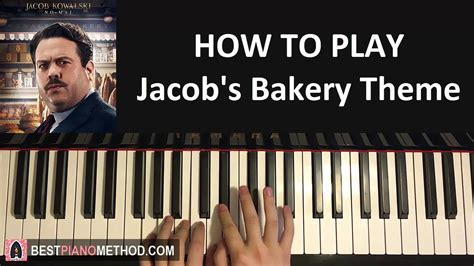 how to play piano a beginnerã s guide to learning the keyboard and techniques books how to play fantastic beasts jacob s bakery theme