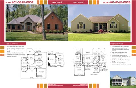 Home Plans Book by Best Selling Home Plans House Plans And More