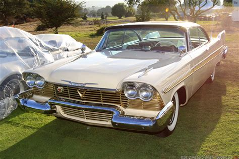 1958 plymouth fury golden commando plymouth supercars net