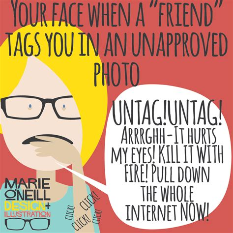 Photo Meme - memes marie o neill design illustration
