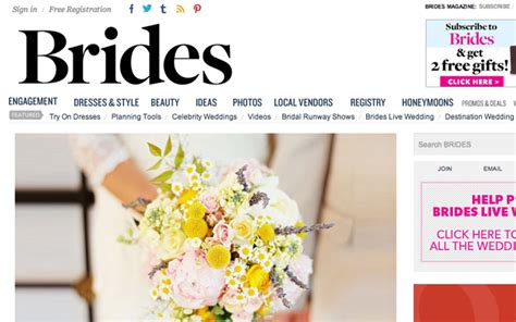 magazine design header the popular rise of magazine style homepage news layouts