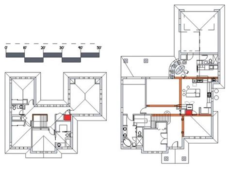 basic home hvac design 2 story floor and ductwork framing questions
