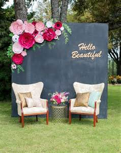 wedding backdrop paper flowers paperflora paper flower walls backdrops and home decor