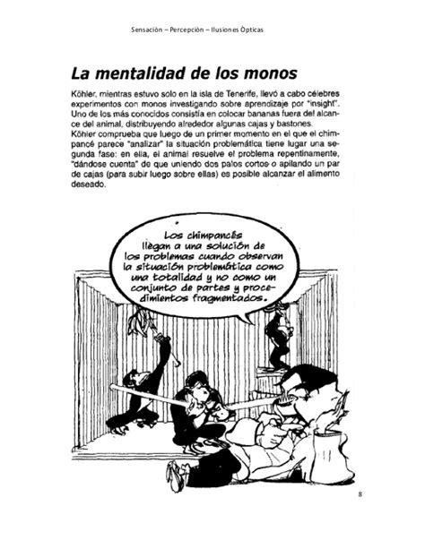ilusiones opticas sensacion percepcion sensacion y percepcion ilusiones 211 pticas