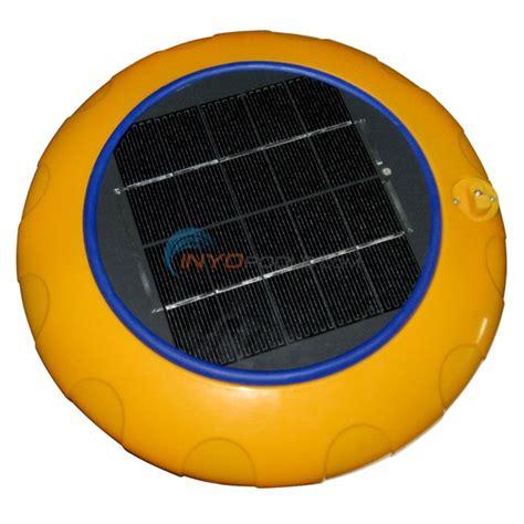 Solar Pool Lights by Blue Wave Shine Floating Solar Pool Light Na4183