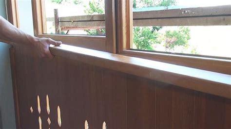 fensterbank innen renovieren arkadenfenster einbauen anleitung tipps vom tischler