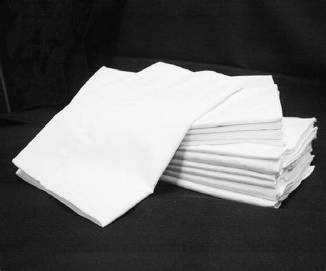 pillow casses 15 white hotel pillow cases standard size towels