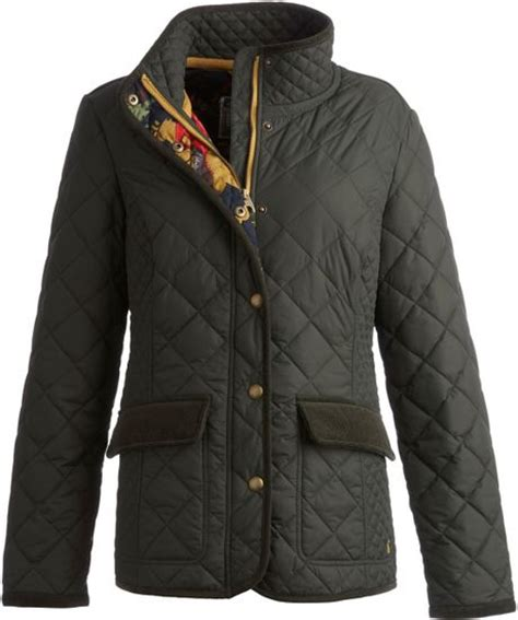 Joules Quilted Jackets by Joules Moredale Quilted Jacket In Green Everglade Lyst
