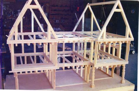9 room dollhouse tudor style 9 room dollhouse by rnw lumberjocks