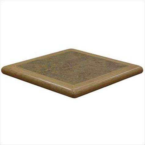 ats bullnose wood edge laminate table top atwb2424