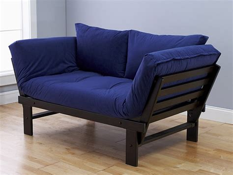 A Futon by Elite Complete Futon Lounger The Discount Furnitures