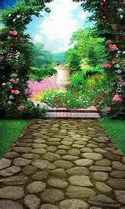 Backyard Fairy Garden Ideas 183 Best Images About Backdrops On Pinterest Wedding