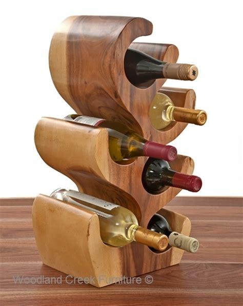Antler Wine Rack by Unique Wood Wine Bottle Holder Natural Wine Rack