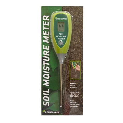 Digital Soil Moisture Meter digital moisture meter greenscapes