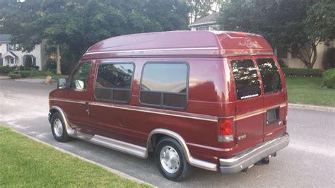 Ford Conversion Vans by 2003 Ford E150 Conversion