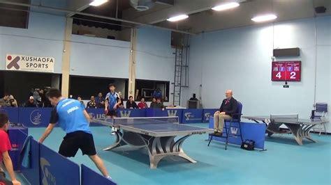 westchester table tennis center westchester table tennis center january 2017 open singles