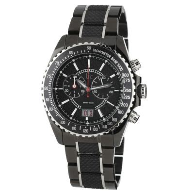 Guess Gc Chronograph 6617 Leatherblw guess collection gc sport class chronograph gents 46001g2