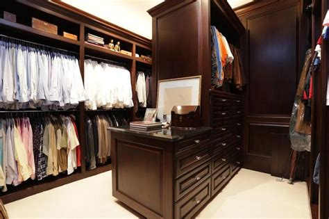 His Closet by His Closet Features Mahogany Built Ins S Luxury