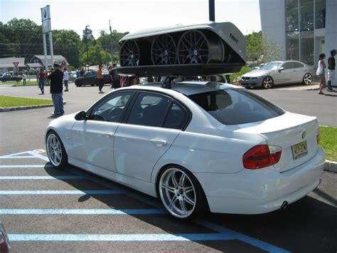 pic request e90 s w roof rack