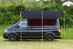 vw t4 t5 t6 sun canopy awning anthracite grey
