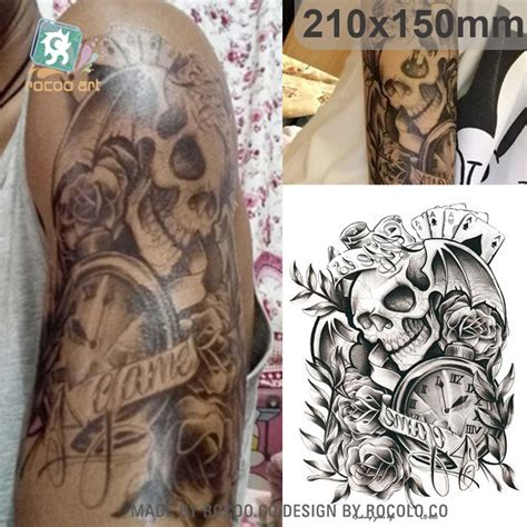 cheap tattoo designs buy wholesale skull tattoos designs from china