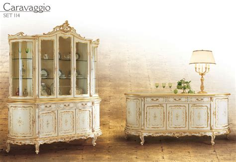 Cappellini Furniture by Showcase Of Wood And Glass Doors Of Caravaggio Angelo