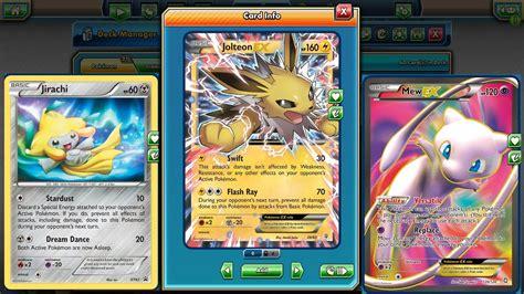 pokemon ccgcastlecom pokemon tcgo vileplume jolteon glaceon magic lock deck