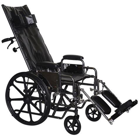 Manual Wheelchairs Full Reclining Wheelchair