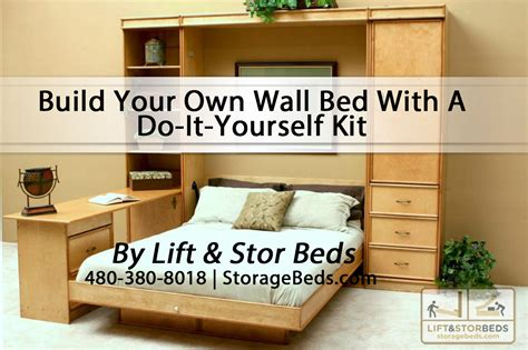 how to make a wall bed plans to build do it yourself murphy bed kit pdf plans