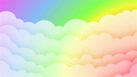 colored clouds colored clouds by unrater on deviantart