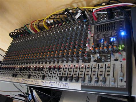 Mixer Behringer Sx3242fx behringer eurodesk sx3242fx image 640139 audiofanzine