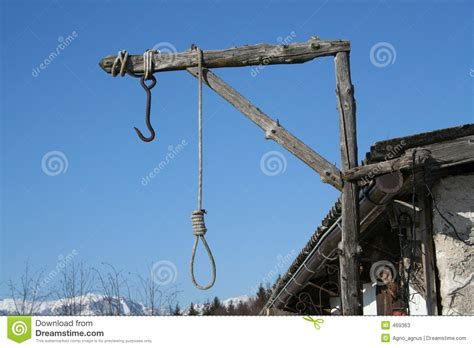 hang pictures hang noose stock photos image 469363