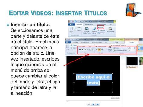 tutorial de windows movie maker live windows live movie maker tutorial