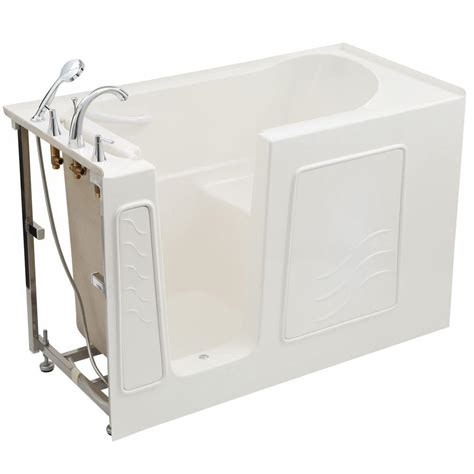 home depot walk in bathtub universal tubs soaking walk in bathtub