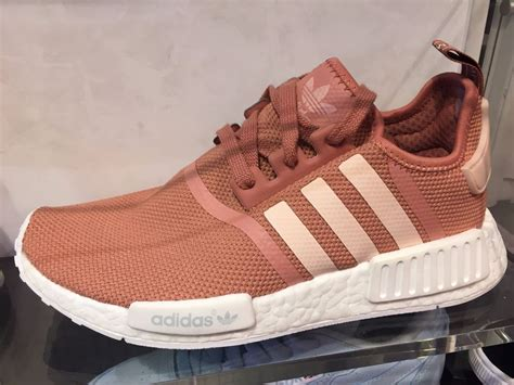 Womens Nmd R1 S76006 Salmon adidas nmd r1 womens salmon kenmore cleaning co uk