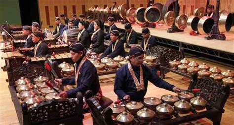 Gamelan Ensemble   NCH   Learning & Participation