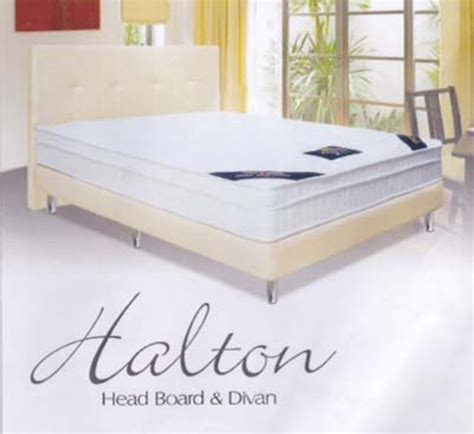 halton with frame halton bed frame living solution pte ltd