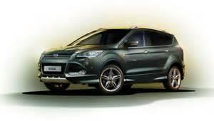 2013 Ford Edge Interior Ford Kuga Titanium X Sport Announced Uk